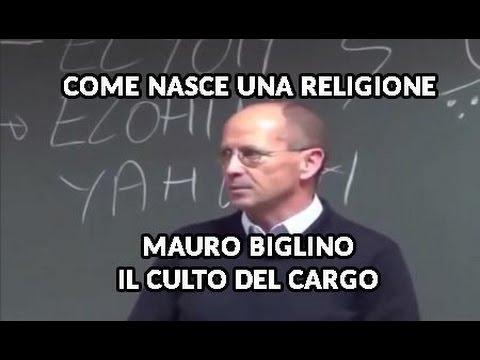 mauro biglino - culto dei cargo (come nasce una religione)