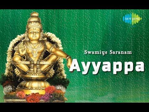 Swamiye Saranam Ayyappa   Tamil Devotional Audio Jukebox