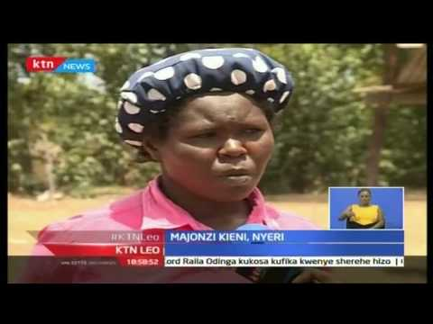 KTN Leo: Maombolezi Chaka-Nyeri kwa mmoja wa waathiriwa Mandera, Octoba 26 2016