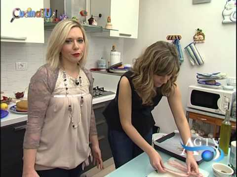 Cucina tu 32 puntata ospite Samantha Capitano