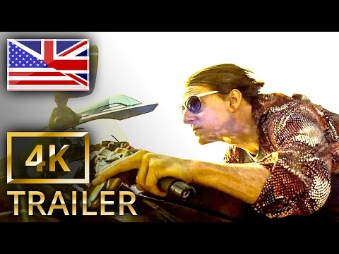 Mission: Impossible - Rogue Nation - Official Trailer [4K] [UHD] (English/International)