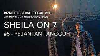 Biznet Festival Tegal 2016 : Sheila On 7 - Pejantan Tangguh