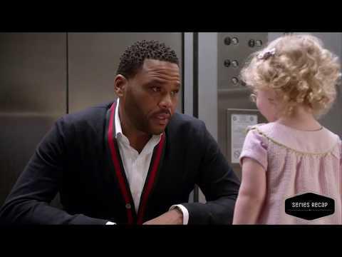 Black-ish - The Best Elevator scene