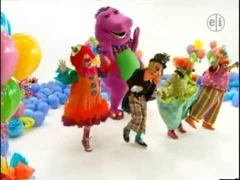 Barney & Friends: Bop 'Til You Drop and Sharing (Season 14, Episode 6)