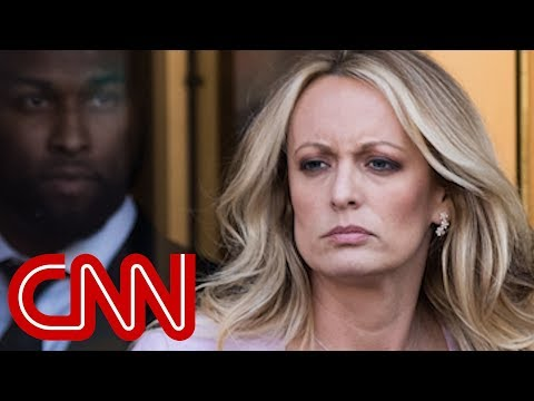 Stormy Daniels ordered to pay Trump lawyers legal fees
