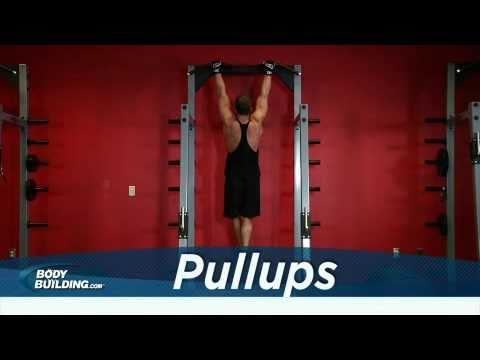 Pullups –  Back Exercise – Bodybuilding.com