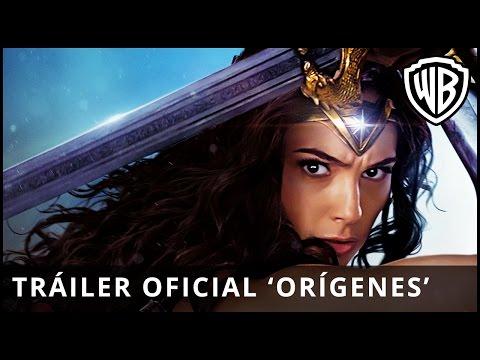 Wonder Woman - Tráiler Oficial 'Orígenes' - Castellano?>