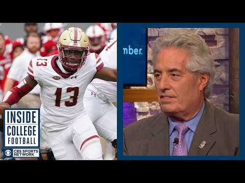 Video: Boston College vs Virginia Tech predictions | Inside College Football