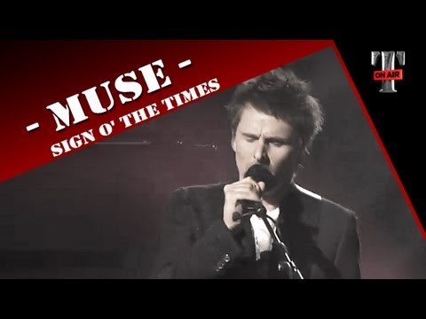 Tekst piosenki Muse - Sign O' The Times po polsku
