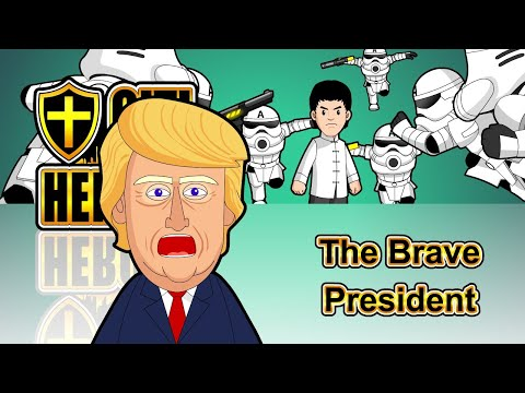 """Citi Heroes EP109 """"The Brave President"""""""