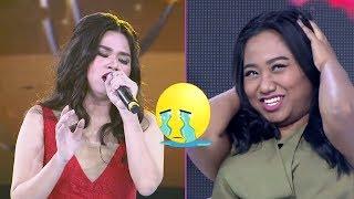 Video MARIA IDOL MENYESAL!! Peserta Bergaun Merah Ini Suaranya Indah Banget - Best I Can See Your Voice MP3, 3GP, MP4, WEBM, AVI, FLV November 2018