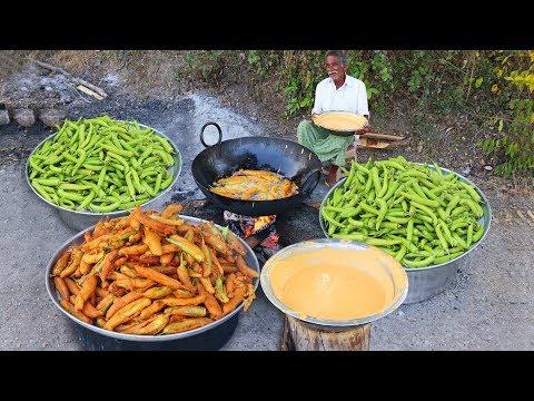 Mirchi Bajji Recipe   Stuffed Chilli Snack Recipe   Hot Indian Mirchi Bajji Recipe by Grandpa - Thời lượng: 13 phút.