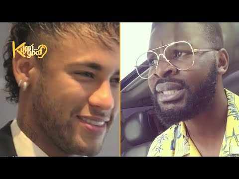 NEYMAR TO EARN N248m (£515,000)/WEEK - FALZ REACT (Nigerian Entertainment)