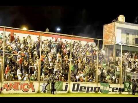 LA HINCHADA QUE NUNCA ABANDONA ES LA DE LAFERRERE 2 - La Barra de Laferrere 79 - Deportivo Laferrere