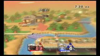 Armada playing Brawl in 2009