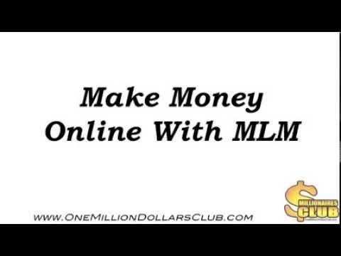 Start my own business online – Make Money Online with Multi Level Marketing