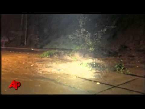 Mudslides After California Flooding