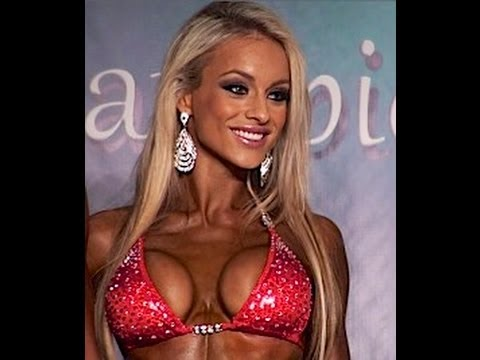 IFBB - Noemi Olah IFBB Bikini Pro at the Tim Gardner's Tampa Pro Show (08/10/13) with Carolina Silva, Stephanie Mahoe Ifbb Pro, Courtney King Ifbb Pro, Noémi Oláh, ...
