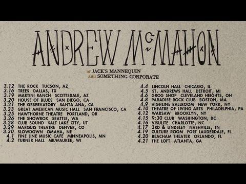 New Tour Dates Announced