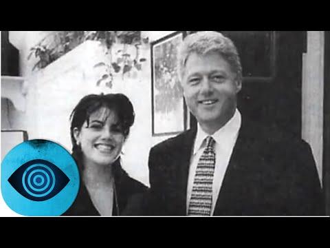 Der Clinton-Lewinsky Sex-Skandal