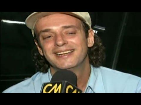 Gustavo Cerati video Siempre es hoy - Entrevista CM 2000