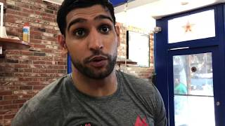 Video Amir khan breaks down conor vs khabib MP3, 3GP, MP4, WEBM, AVI, FLV Oktober 2018