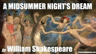 A MIDSUMMER NIGHT'S DREAM (AudioBook)