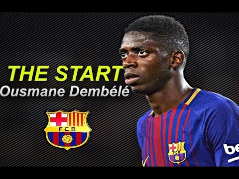 Ousmane Dembélé • Havana • Goals & Skills • The Start 2018