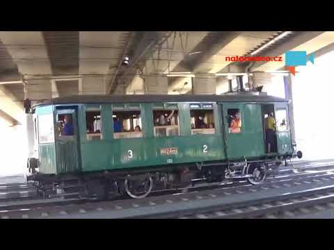 Železniční nostalgie