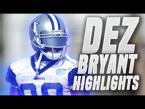 Dez Bryant ● Best Career HIGHLIGHTS 2010/2015 ● Throw Up the X ● Cowboys Nation