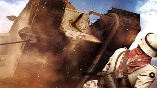 EA gives us a look at Battlefield 1 gameplay for the first time. ------------------------------u00ad---- Follow IGN for more! ------------------------------u00ad----...
