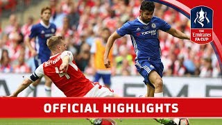 Video Arsenal 2-1 Chelsea - Emirates FA Cup Final 2016/17 | Official Highlights MP3, 3GP, MP4, WEBM, AVI, FLV Januari 2019
