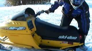 8. Ski-Doo Mini Z