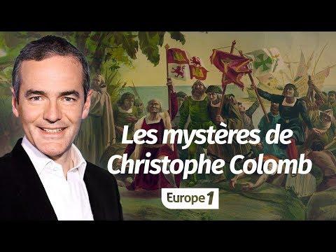 Au cœur de l'histoire: Les mystères de Christophe Colomb (Franck Ferrand)