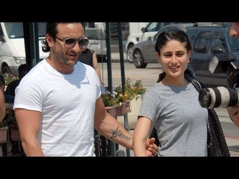 Valentine's Day: Saif To Join Kareena In Bhopal?