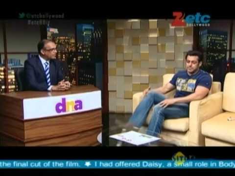 Salman Khan with Komal Nahta