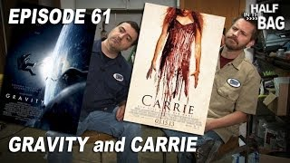 Video Half in the Bag Episode 61: Gravity and Carrie MP3, 3GP, MP4, WEBM, AVI, FLV April 2018