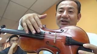 Violin Fingerboard, violin sound improvement, violin sound workshop. violin sound adjustment, better violin sound, Daniel Violins, Daniel Olsen