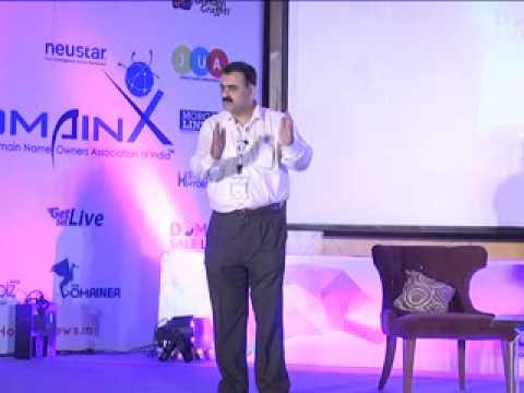 DomainX 2014 Pavan Duggal QA Session