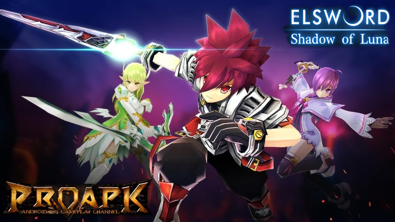 Elsword M: Shadow of Luna