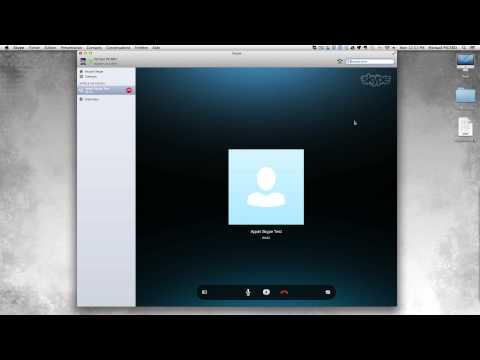 comment prendre une video sur skype