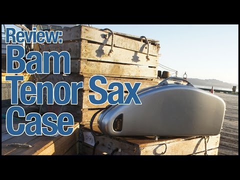 Saxophone gear review: Bam Hightech Tenor Case - is this the best sax case?