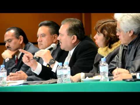 Reuni�n Unidad Sinidical con Diputados Federales 7 de noviembre 2012