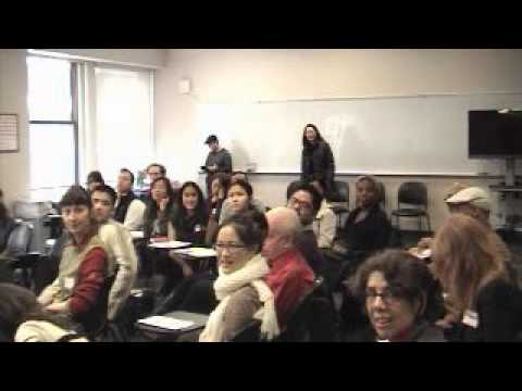 Asian American Arts Alliance Town Hall (November 13, 2012) Pt 1