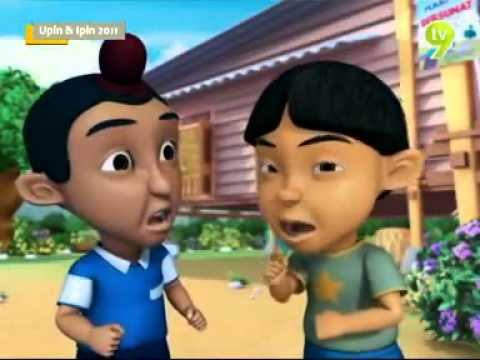 Upin and Ipin - Sakit Ke Episode
