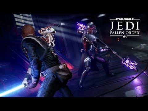 Star Wars Jedi Fallen Order в Official Gameplay Demo Extended Cut