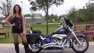 1. 2011 Harley Davidson CVO Softail Convertible Used Motorcycles for sale