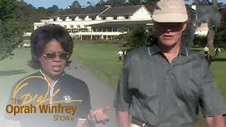 Video Oprah Loses Her Cool While Golfing with Clint Eastwood | The Oprah Winfrey Show | OWN MP3, 3GP, MP4, WEBM, AVI, FLV April 2018