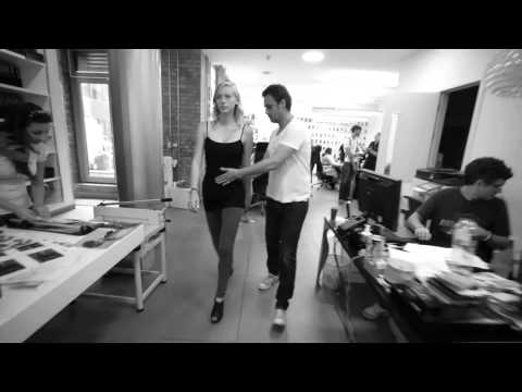 ELITE MODEL LOOK UK 2010 - CATWALK CLASSES (видео)
