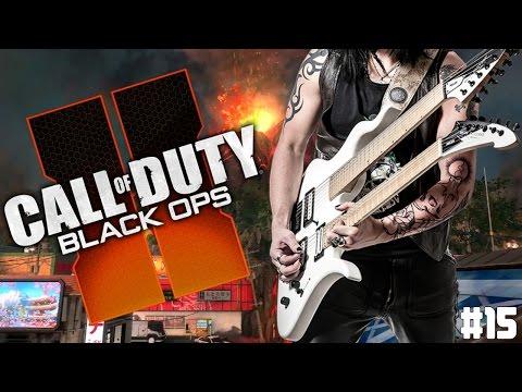 El guitarrista que se mete en partidas de Call of Duty a tocar la guitarra de forma épica